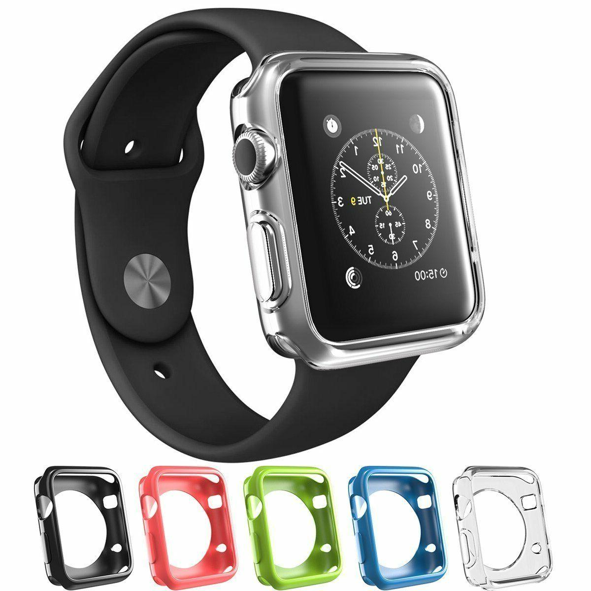 Apple Watch 2 Case i-Blason TPU Cases Color Combo Pack 42mm