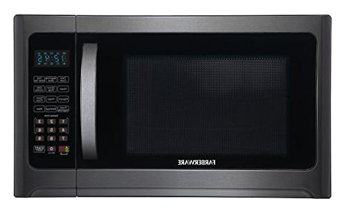 black fmo12ahtbsg microwave oven
