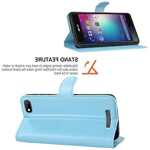Gzerma Advance Protector, Lightweight Flip with and Shatter-proof Protective Film 5.0 HD Dash