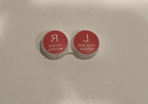 Equate Contact Lens 5 Pack with Hard Case