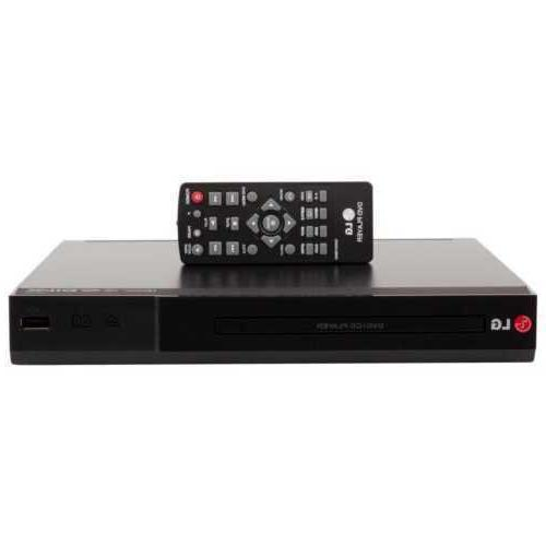 LG DP132 DVD Player With USB Direct Recording & DivX Playbac