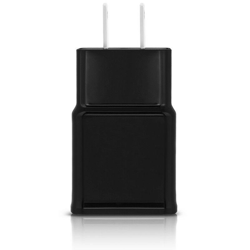 2-Pack USB 2.1Amp USB Charger Adapter Tablets Phones Samsung LG HTC