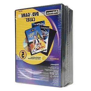 dvd game cd replacement cases