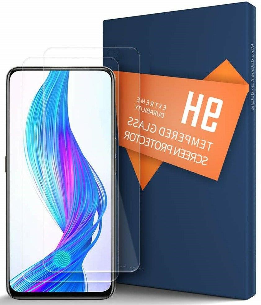 High Definition Oppo 5i/5/5s,X50,C2,3 Pro Tempered Glass