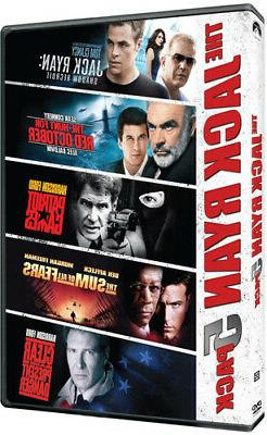 The Jack Ryan 5-Pack  Boxed Set, Dolby, Digital Theater Syst
