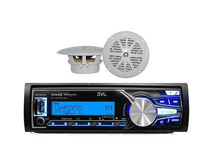 JVC KW-R920BTS Double DIN Bluetooth In-Dash Car Stereo with