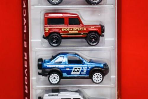 Matchbox Rover Pack SBX, Freelander,