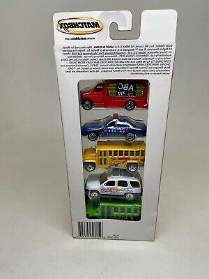 MATCHBOX-SCHOOL SET-2001-95398-NEW-