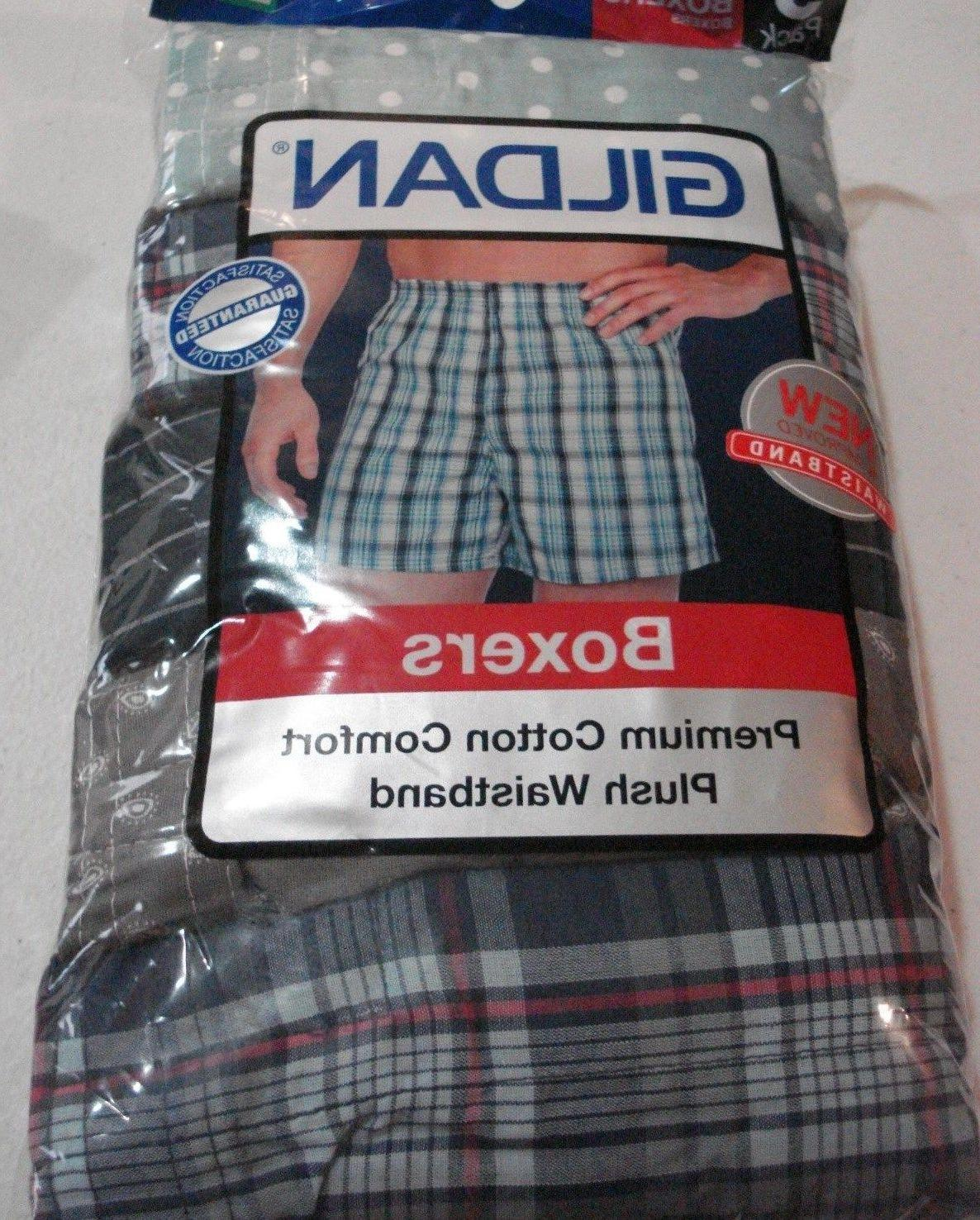men s boxers 5 pack new size