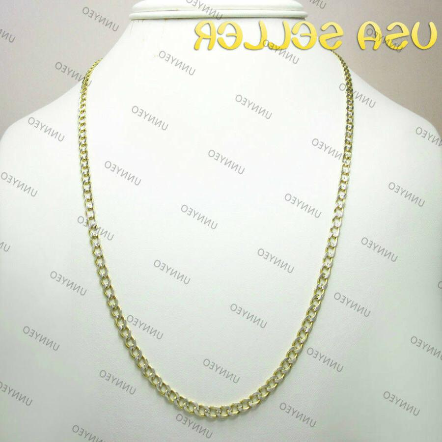 Chain and Gold Plated