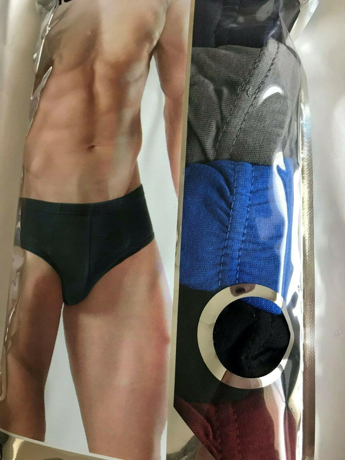 Mens Premium Briefs Men's Bikini SIZE LARGE