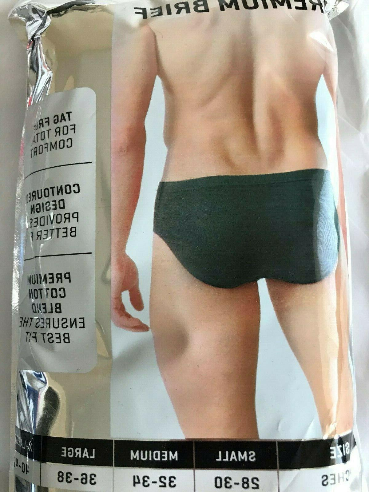 NEW Mens Low Rise Briefs Men's Underwear SIZE