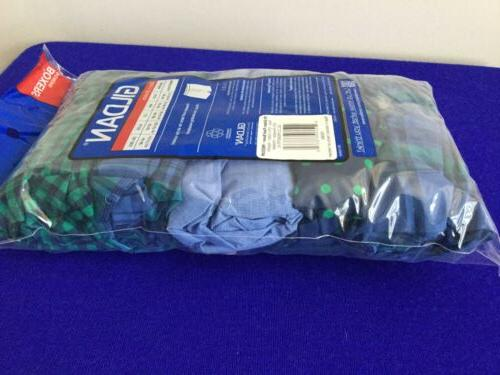 NEW Men's Pack Boxers Plush Sz M
