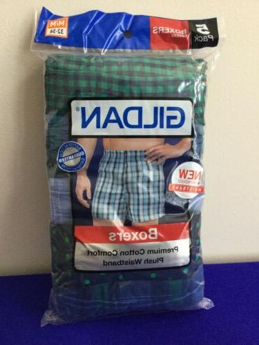 new men s 5 pack boxers plush