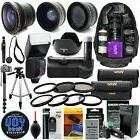 Nikon D5300 D5200 D5100 DSLR Camera Everything You Need Acce