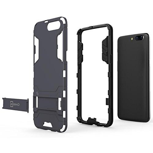 OnePlus CoverON Hybrid Kickstand Phone Cover for Navy / Black