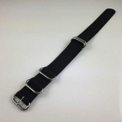 Army Military 5 Ring Strap Steel