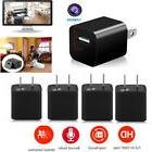 USB Charger With Spy Hidden Camera Motion Detection Video Re