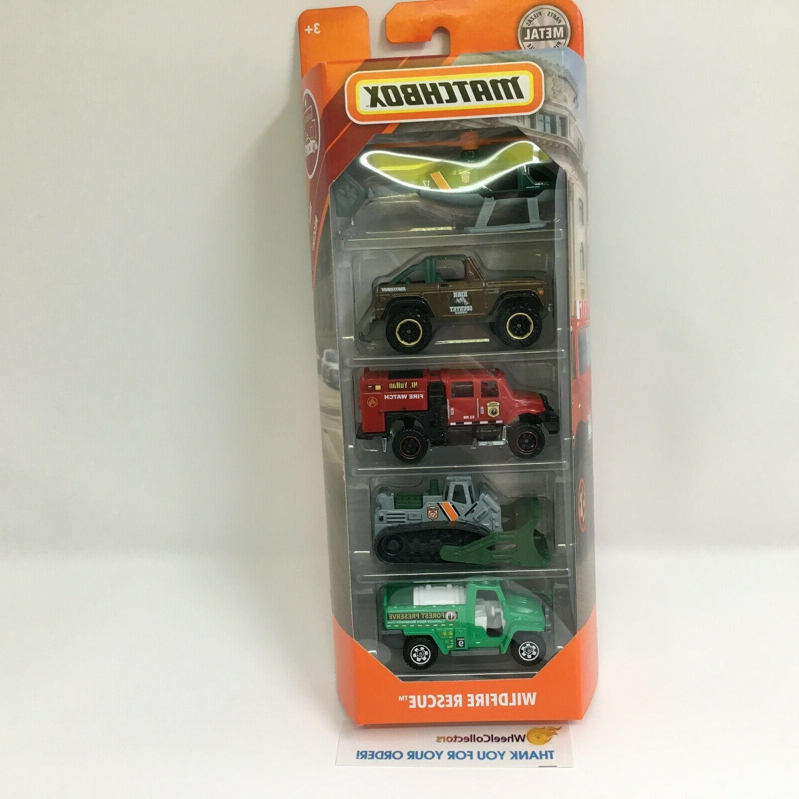 wildfire rescue 5 pack 2019