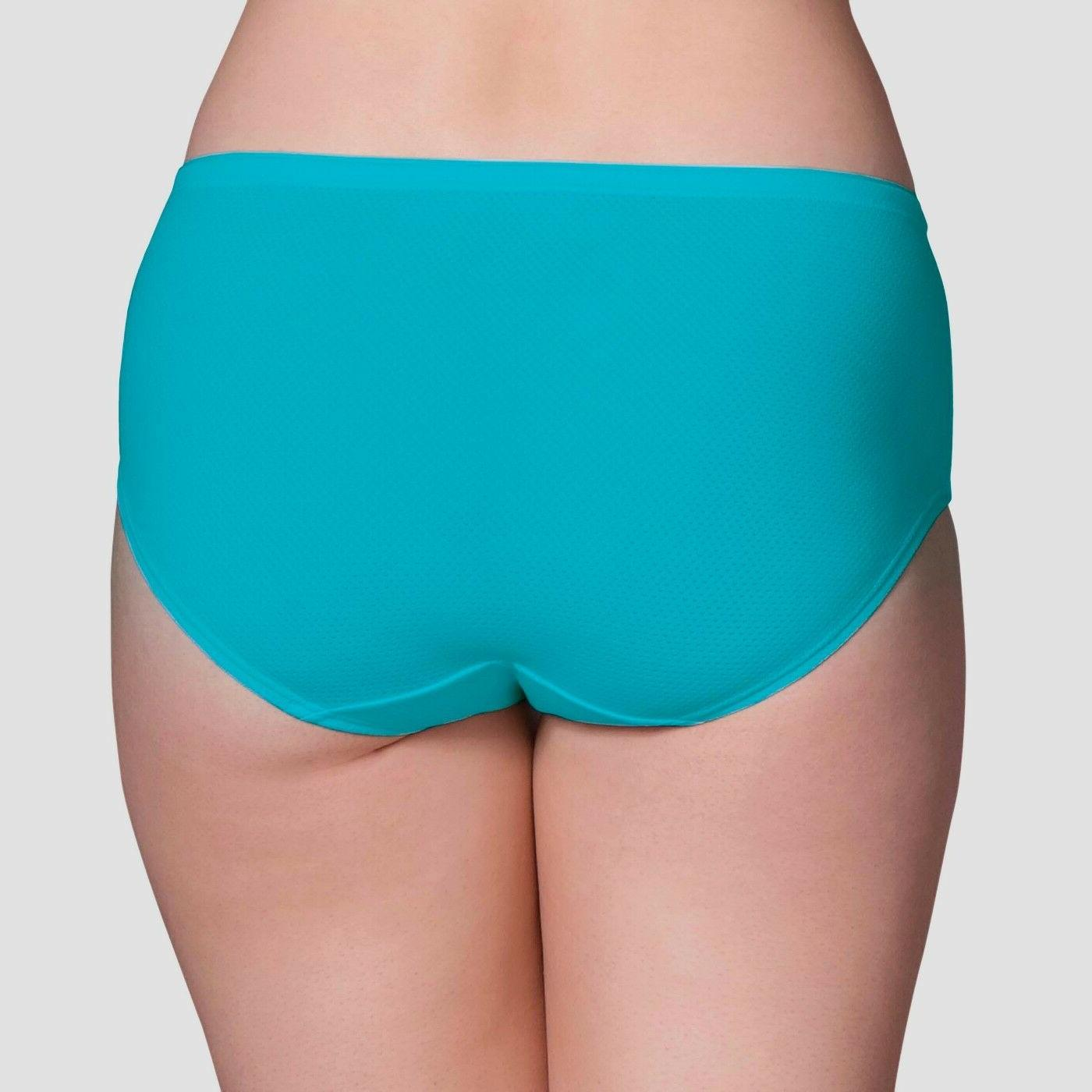 Fruit of Women's Low Briefs 4-Pack Assorted Colors