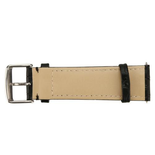 X5/10 20/22/24MM LEATHER WATCH BAND REPLACEMENT