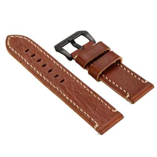 X5/10 NAGATA GENUINE LEATHER WATCH BAND STRAP REPLACEMENT