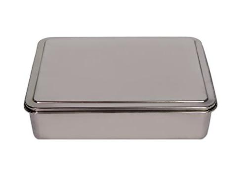 ybm home stainless steel covered