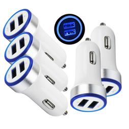 Lot Fast Phone Car Charger for iPhone 10 X 8 7 6 6s Plus Sam