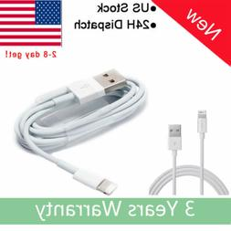 Lot Pack For Apple iPhone 7 Plus 6S 5 USB Charger Cable Char