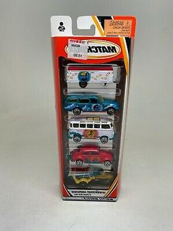 MATCHBOX-WEEKEND HEROES -5-PACK GIFT SET-----2001----97250--
