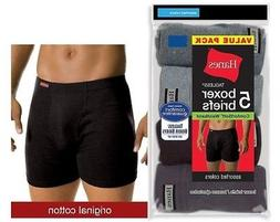 Hanes Men's Tagless® No Ride Up  Briefs with Comfort Soft®