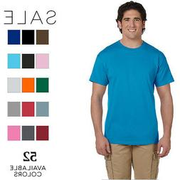 Fruit of the Loom Mens 5 oz. Heavy Cotton HD T-Shirt 3931  A