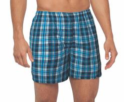 Men's Gildan Boxers, Choose Size  Large & Med  OR 2XL  Ass