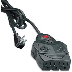 Fellowes Mighty 8 Surge Protector with 8-Outlets, Phone Prot