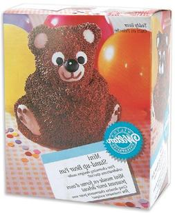 Mini Stand Up Cake Pan-Bear 6.2X5X2.8
