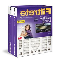 Filtrete 16x25x4, AC Furnace Air Filter, MPR 1550 DP, Health