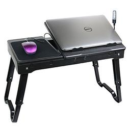 DG SPORTS Multi-Functional Laptop Table Stand with Internal