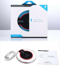 NEW Qi Wireless Charger Charging Pad for Motorola Turbo Droi