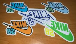 New - Nike SB Stickers Assorted 5 Pack