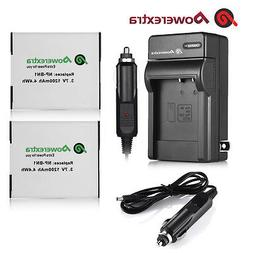 NP-BN1 Battery + Charger For Sony Cyber-Shot DSC-W310 W320 W