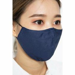 Pack of 5 Reusable Face Covering Mask Washable Cover Masks w