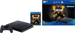 PlayStation 4 Slim 1TB Call of Duty: Black Ops 4 Console Bun