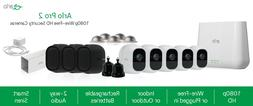 Arlo Pro 2 WiFi HD Wire-Free 5-pack Camera Security System B