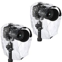Neewer Rain Cover Coat Dust-Proof Water-Proof Camera Protect