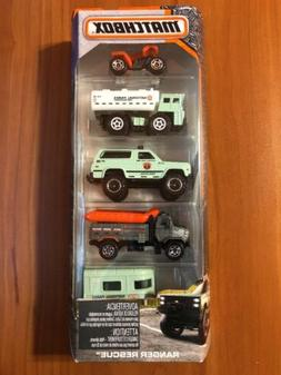 Ranger Rescue National Park Service • 5-Pack | Matchbox 20