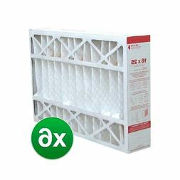 Fits Honeywell FC100A1029 16x25x5 ALLERGY Media Air Filter -