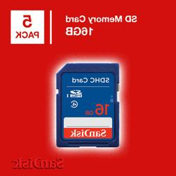 SanDisk 8GB SD High Capacity Card