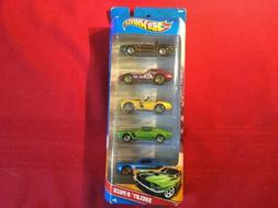 Hot Wheels Shelby 5 Pack-2010