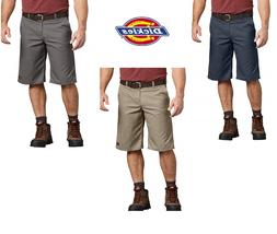 DICKIES FLEX MENS WORK SHORTS 13 INCH RELAXED FIT MULTI TECH