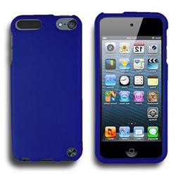 CoverON Snap Fit Series For iPod Touch 6/5 Hard Rubberized S